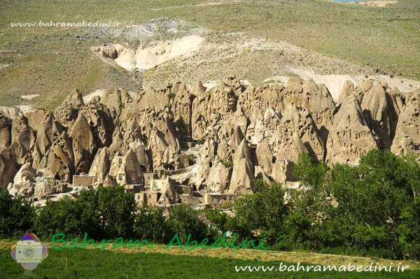 Kandovan, A village carved out of mountains